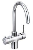 Bristan Gallery Rapid Boiling 3-in-1 Kitchen Tap (GLL RAPSNK3 C)