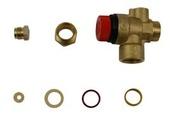 Worcester 87161424160 Valve Pressure Relief.1/2 X15MMX1/8