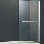 Vessini E Series Bath Screen Inc Towel Bar 800 x 1500 (VEGE-70-1115)