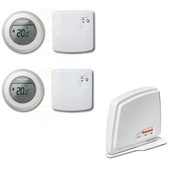Honeywell Single Zone Connected 2 Zone Pack