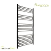 Abacus Direct Elegance Strato Towel Warmer 1700 x 480 Chrome