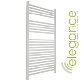 Abacus Direct Elegance Linea Towel Warmer 1120 x 600 White