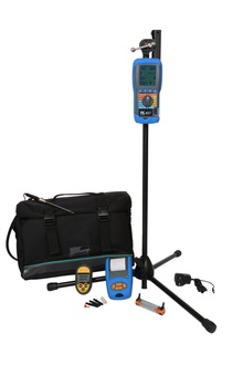 Kane 457 Flue Gas/Ambient Air Analyser CMDDA1 Kit (KANE457CMDDA1)