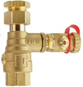 "IMI Hydronic 1/2"" Drain Off Expansion Valve 5351432"
