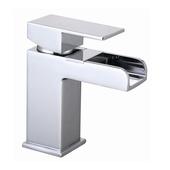 Abacus Essentials Font Mono Basin Mixer ATTB-TS25-1202