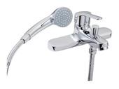 Francis Pegler Araya Deck Mounted Bath Shower Mixer with Shower Kit 4S1208