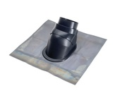 Worcester Pitched Roof Flashing Kit (100 and 125mm dia) 7716191091