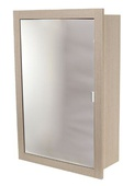 Abacus Trio Recessed Cabinet Bleached Oak FNRC-03-5803