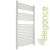 Abacus Direct Elegance Linea Towel Warmer 1120 x 400 White