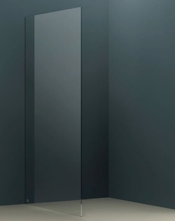 Abacus Vessini X Series 990mm Wetroom Glass Panel VEGX-00-1050