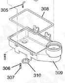 Main 5130578 Gasket (sump to heat exchanger)