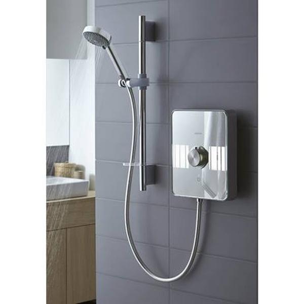 Aqualisa Lumi 10 5kw Electric Shower Chrome
