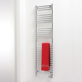Ultraheat Windsor 1612x500 Towel Rail White (WIN5W16)