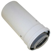 Worcester 220mm Flue Extension (100mm dia.) 7716191133