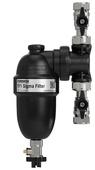 Fernox Sigma 28mm Filter Inc Valves 62417