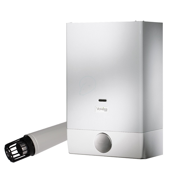 Vokera Easi Flo Gas Water Heater With Flue Natural Gas
