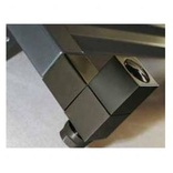 Abacus Ultima 15mm Ang Square Valve Black Nickel ULRV-35-5505