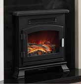 BeModern Banbury 2kw Inset Electric Fire Anthracite 144017AN