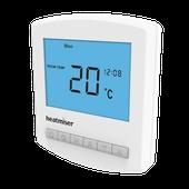 Heatmiser PRT-B Battery Powered Programmable Thermostat
