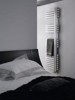 Aeon Combe 1710 x 500 Designer Towel Rail (Brushed) COM18R