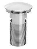 Bristan Round Clicker Basin Waste Slotted W BASIN04 C