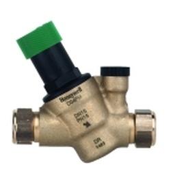 Honeywell D04FM-3/4ZC Compact Adjustable Pressure Reducing Valve