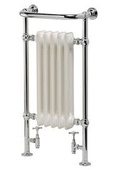 Ultraheat Buckingham Radiator 951x984 Chrome (14BE)