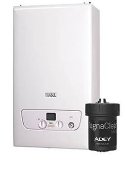 Baxi 825 Combi Boiler Natural Gas 7732189