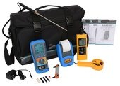 Kane 457 Flue Gas/Ambient Air Analyser COM-CAT Kit (KANE457COMCAT)