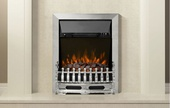 BeModern Bayden Classic 2kw Electric Fire Chrome 01947X