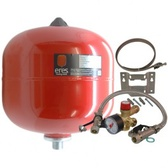Altecnic Eres 12Ltr Expansion Vessel Kit