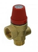 Ideal 075248 1/2IN Safety Valve