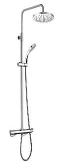 Francis Pegler Adjustable Thermostatic Shower Set 44448