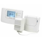 Honeywell Sundial RF2 Wireless Timer & Cylinder Thermostat Pack 4