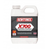 Sentinel X700 Sanitiser and Biocide 1 Ltr