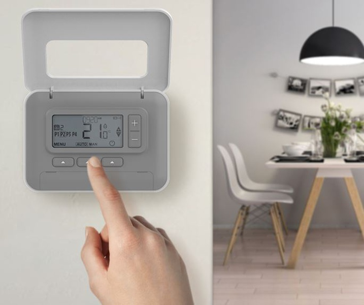 Honeywell T3r Wireless 7 Days Programmable Room Thermostat