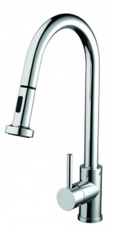 Bristan Apricot Professional Sink Mixer With Pull Out Spray APR PULLSNK C