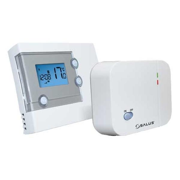 salus rt500rf digital wireless programmable room thermostat. Black Bedroom Furniture Sets. Home Design Ideas