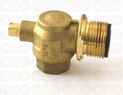 BAXI GAS INLET 5110545 (CLEARANCE 1-LEFT)