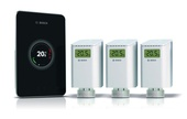 Worcester Bosch EasyControl Black Plus 3 ETRVs - 7736701556