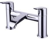 Francis Pegler Start Elegance Deck Bath Shower Mixer 92003