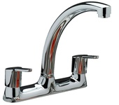 Francis Pegler Araya Deck Mounted Kitchen Sink Mixer 4S1210