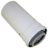 Worcester 220mm Flue Extension (100mm dia.) 7716191133