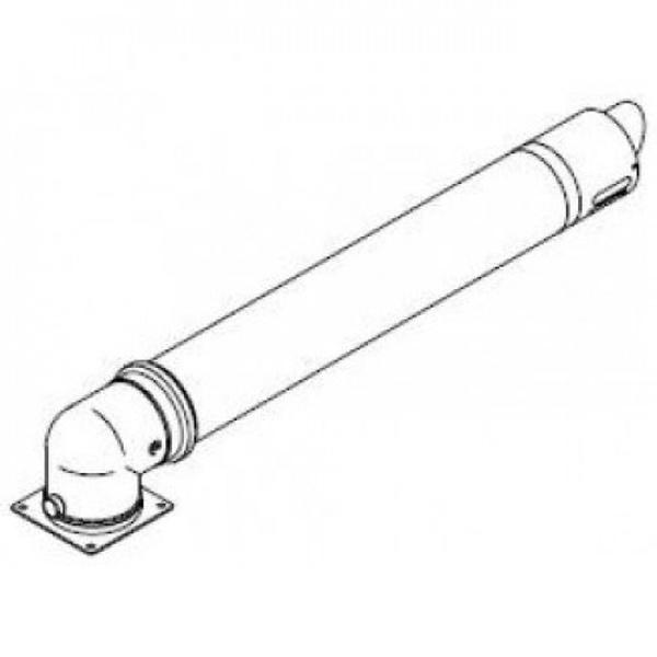 baxi solo standard horizontal flue 236921