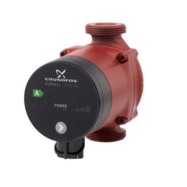 grundfos alpha2 15 50 central heating pump. Black Bedroom Furniture Sets. Home Design Ideas