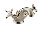 Bristan 1901 Basin Mixer Gold With Pop-up Waste N BAS G CD