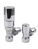 MHS Finchley Angled TRV 15mm Chrome VLVFIN-APTRV
