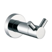 Abacus Essentials Orbit Robe Hook Double ATAC-BX10-2402