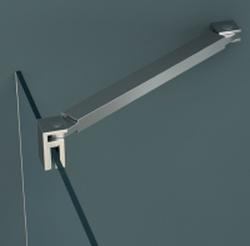 Vessini X-Series Desinger Corner Screen Support Arm (VEGX-85-0305)