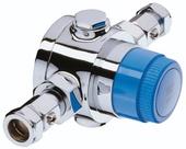 Bristan 28mm TMV3 Group Thermostatic Mixing Valve TS6000ECP